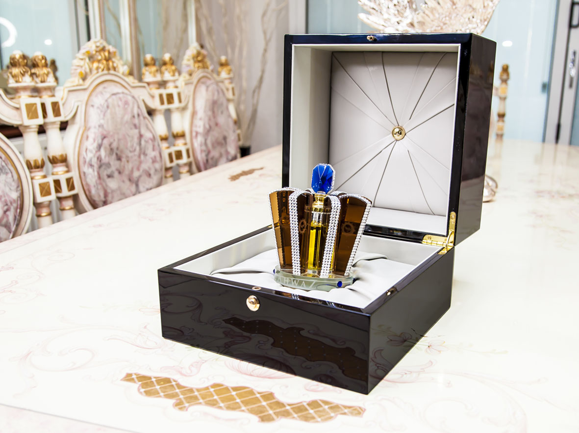 Royal Edition Crown crystal Perfume